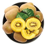 鲜百年四川黄心猕猴桃大果20粒单果约110-150g