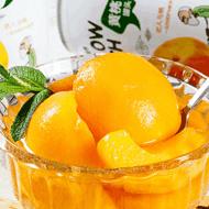 砀山黄桃罐头425g*5罐