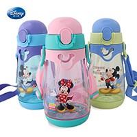 迪士尼儿童吸管水杯
