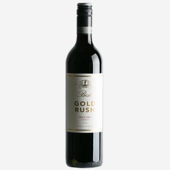 澳洲 大奖酒款 西拉干红葡萄酒750毫升