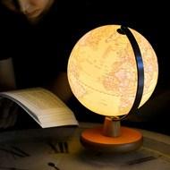 20CM复古行政图LED地球灯