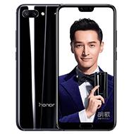 华为 荣耀10 全网通智能手机 幻夜黑 6GB+64GB