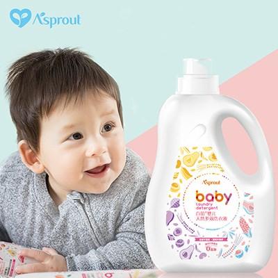【百萌】婴儿洗衣皂液抑菌4斤装