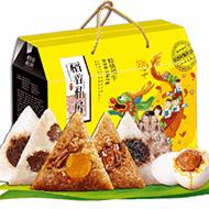 京东稻香村私房粽子礼盒共1560g 55元包邮(领券99-44)