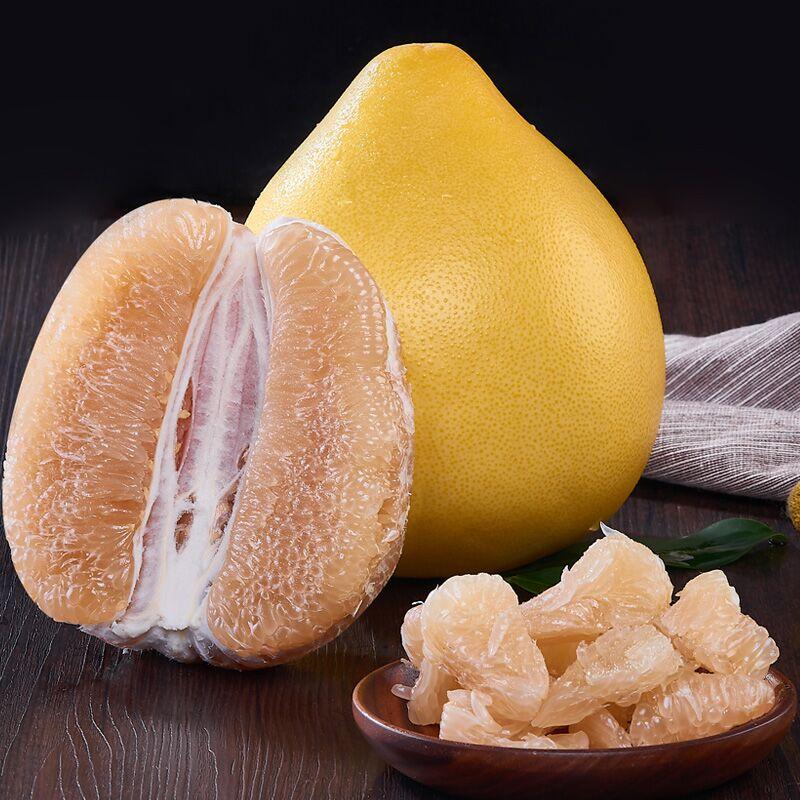 特级四川白心柚子10斤