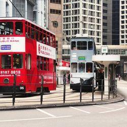 全国多地-香港5天往返含税