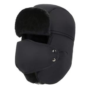 加绒加厚防雾霾保暖雷锋帽
