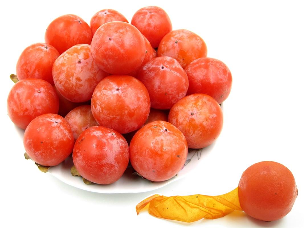 特产火晶柿子新鲜5斤装