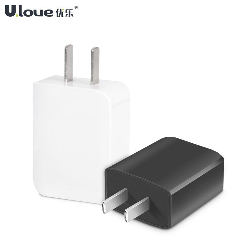 1A安卓苹果手机通用充电头