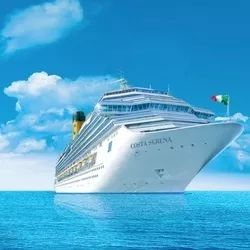 双11预售赛琳娜号 天津往返日本6天5晚游