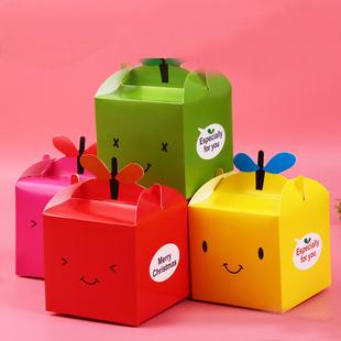 20只圣诞节苹果包装盒
