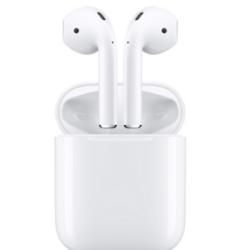 苹果 AirPods 无线耳机