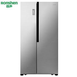 双11预售:容声 646升 对开门冰箱
