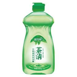 蓝月亮 茶清洗洁精 绿茶清香 500g