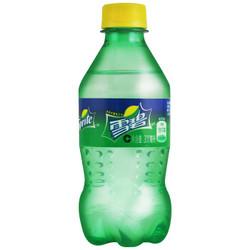 雪碧 柠檬味 汽水饮料 300ml*12瓶