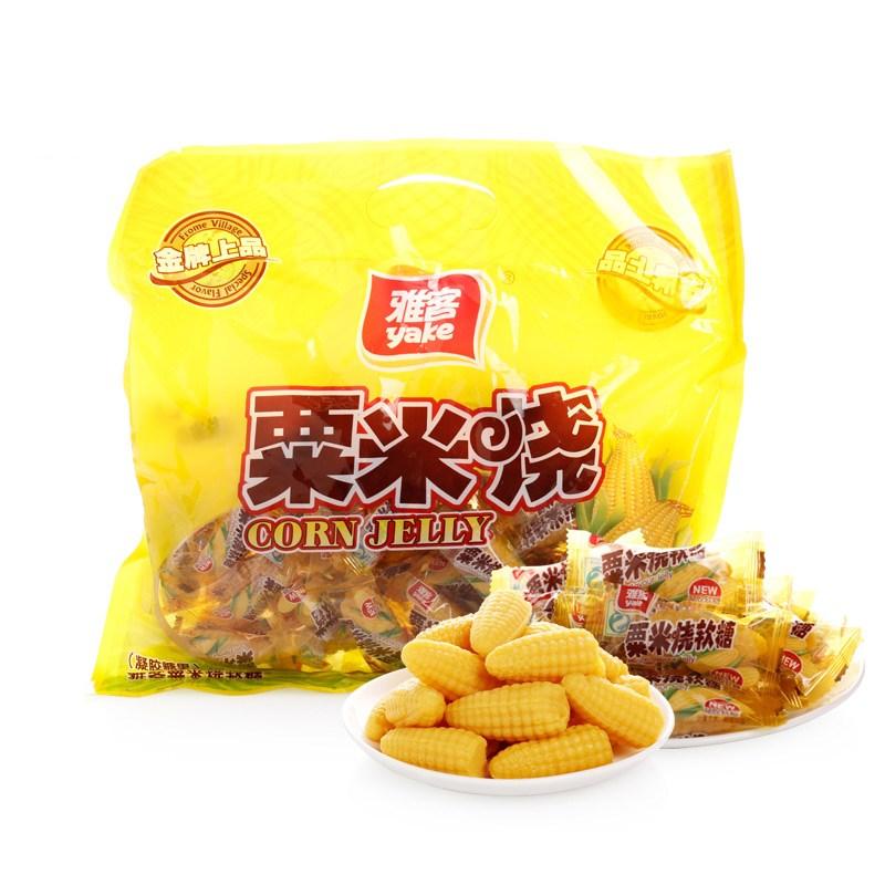 【拍2件】雅客旗舰店玉米糖1kg