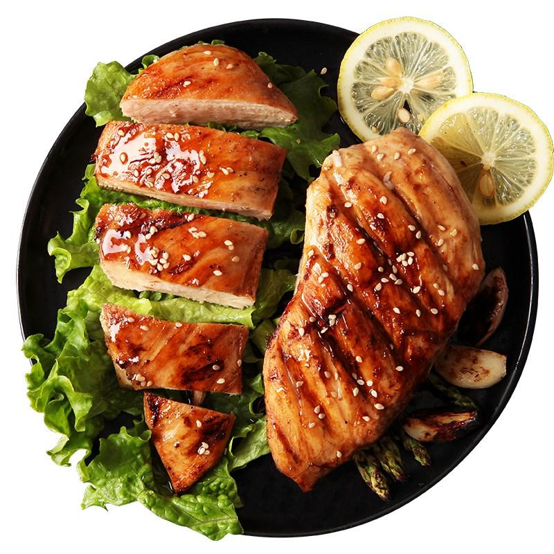 健身代餐即食鸡胸肉 100g*8片