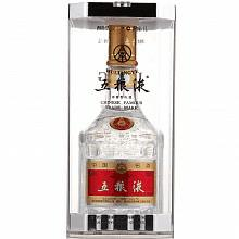 春节佳礼:五粮液52度普五浓香型白酒1000ml