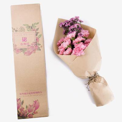 妇女节礼物康乃馨花束礼盒