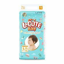 乐可爱婴儿纸尿裤L54片 *6件