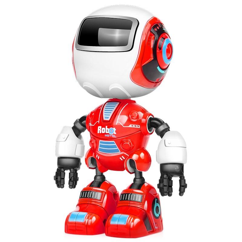 旋转耐摔说话机器人