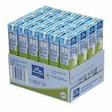 欧德堡 脱脂纯牛奶 200ml*24盒