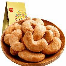限华东:百草味 盐焗腰果坚果190g/袋*5袋