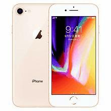 Apple iPhone 8 64G全网通手机金色