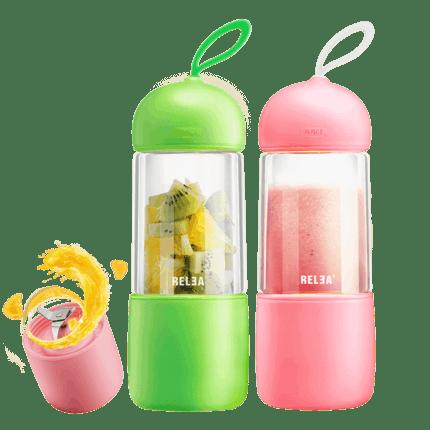 物生物便携式电动榨汁杯
