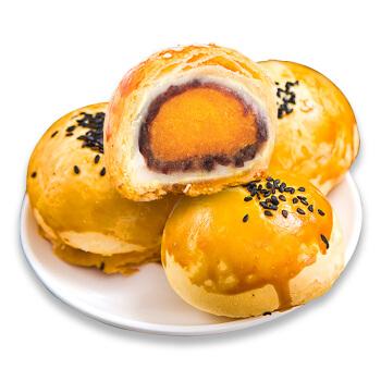 桂馨缘海鸭蛋蛋黄酥6枚盒装