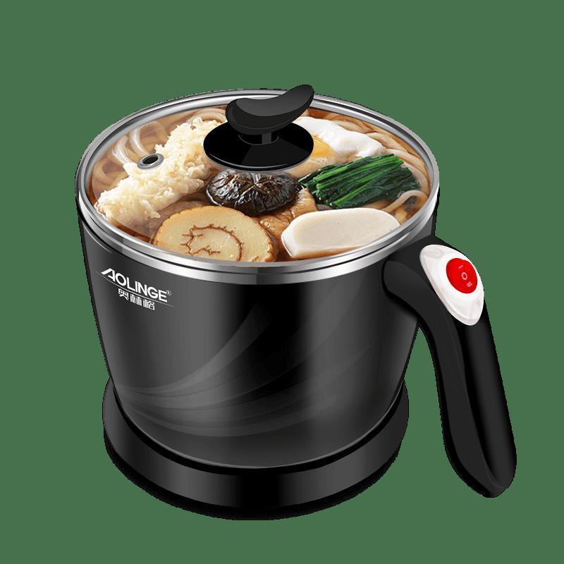 奥林格多功能宿舍家用电煮锅
