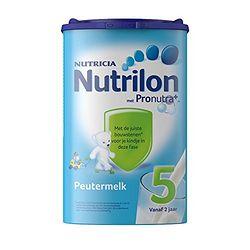 诺优能 婴儿配方奶粉 5段800g*4件