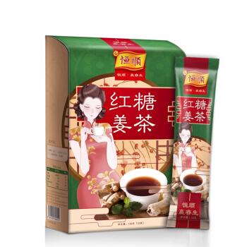 恒顺老字号品牌红糖姜茶