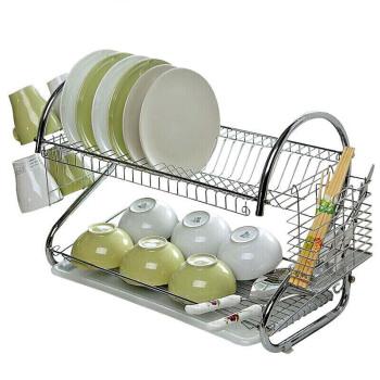 不锈钢S型碗碟架