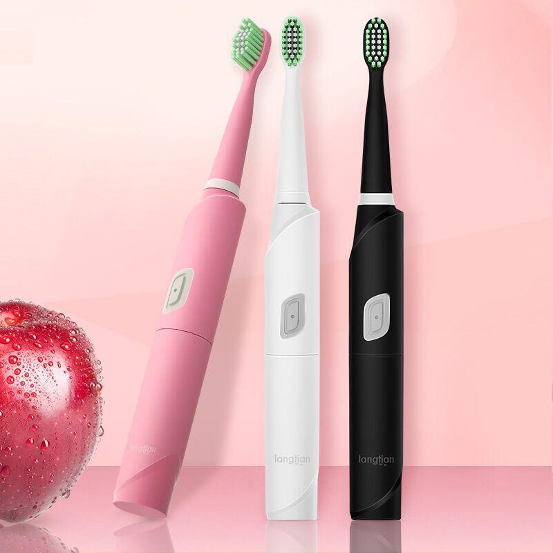 【浪天】电动牙刷 送刷头+防尘盖