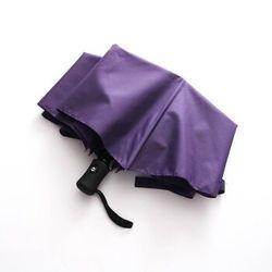 Quail 三折全自动雨伞 晴雨两用