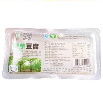 魔芋豆腐 400g*6袋盒