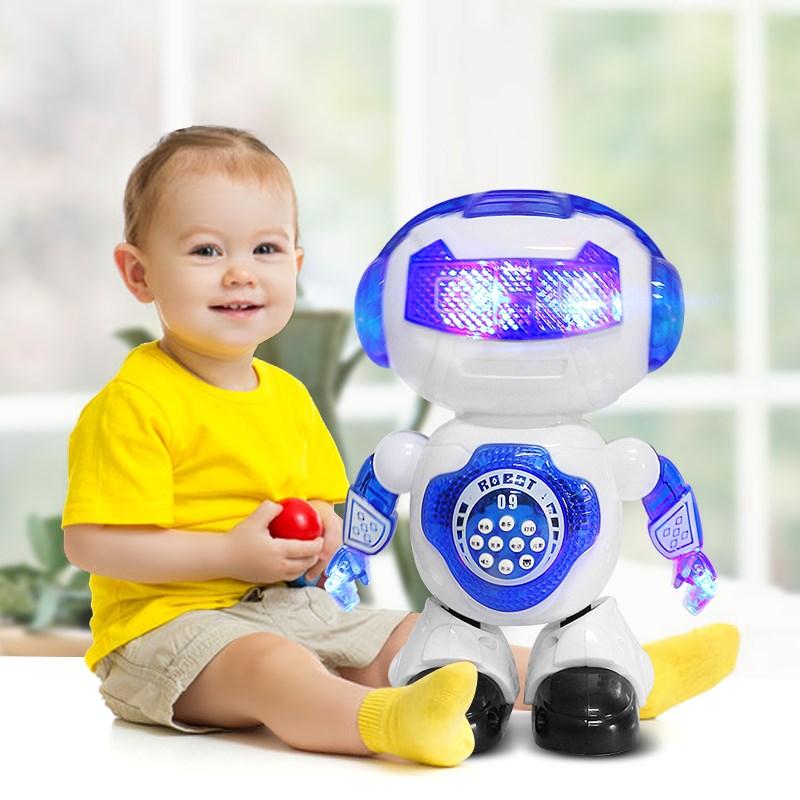 儿童跳舞讲故事机器人