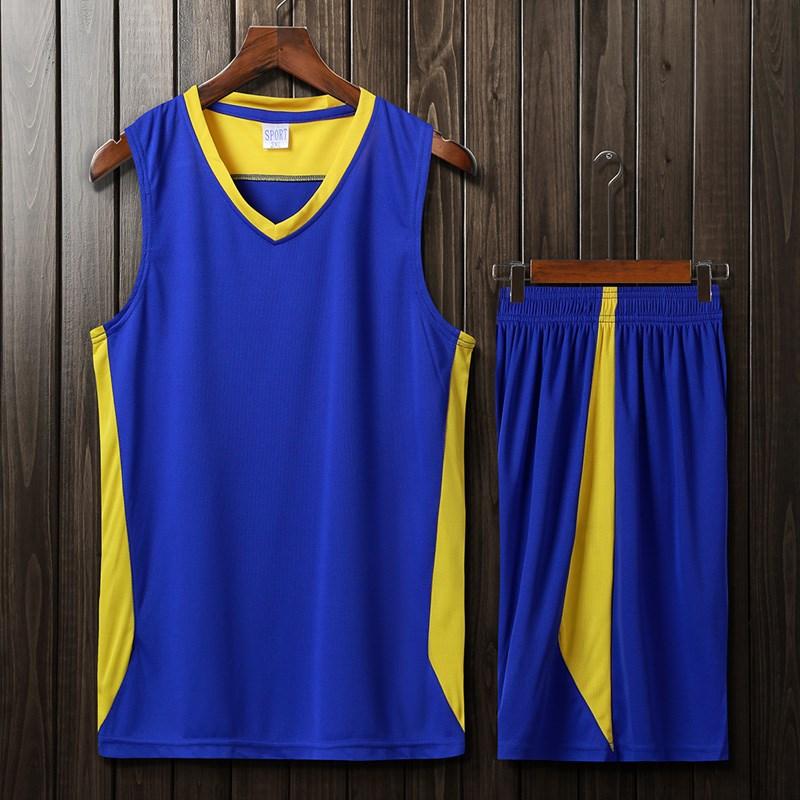 男女篮球服两件套装