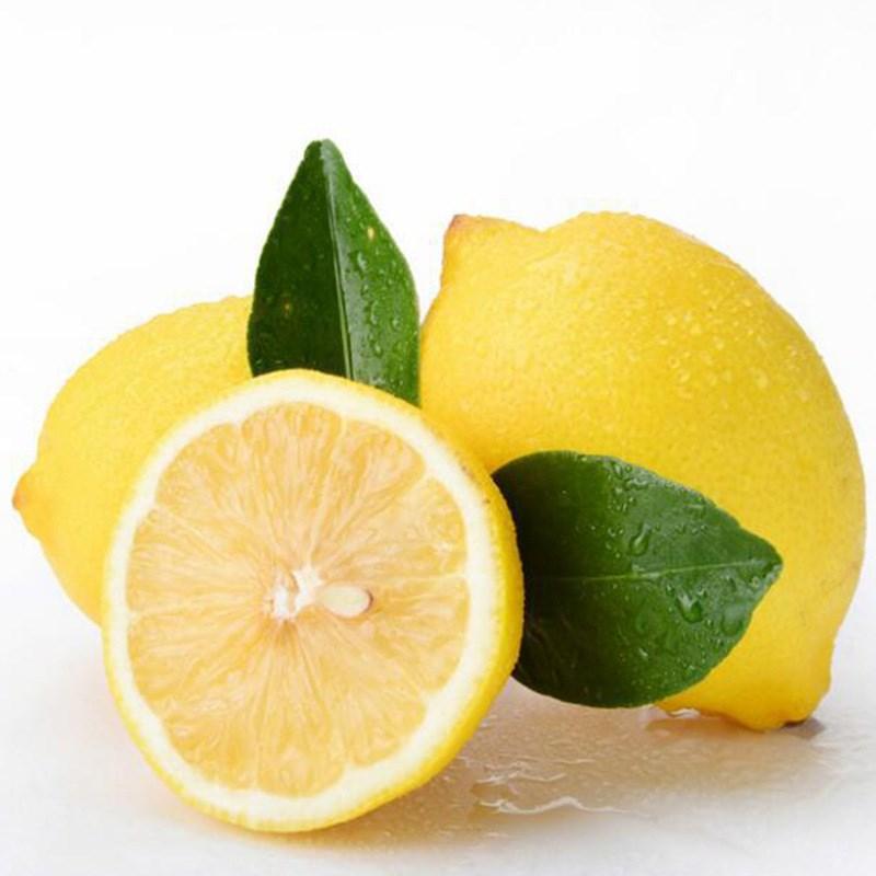 皮薄多汁黄柠檬2斤装