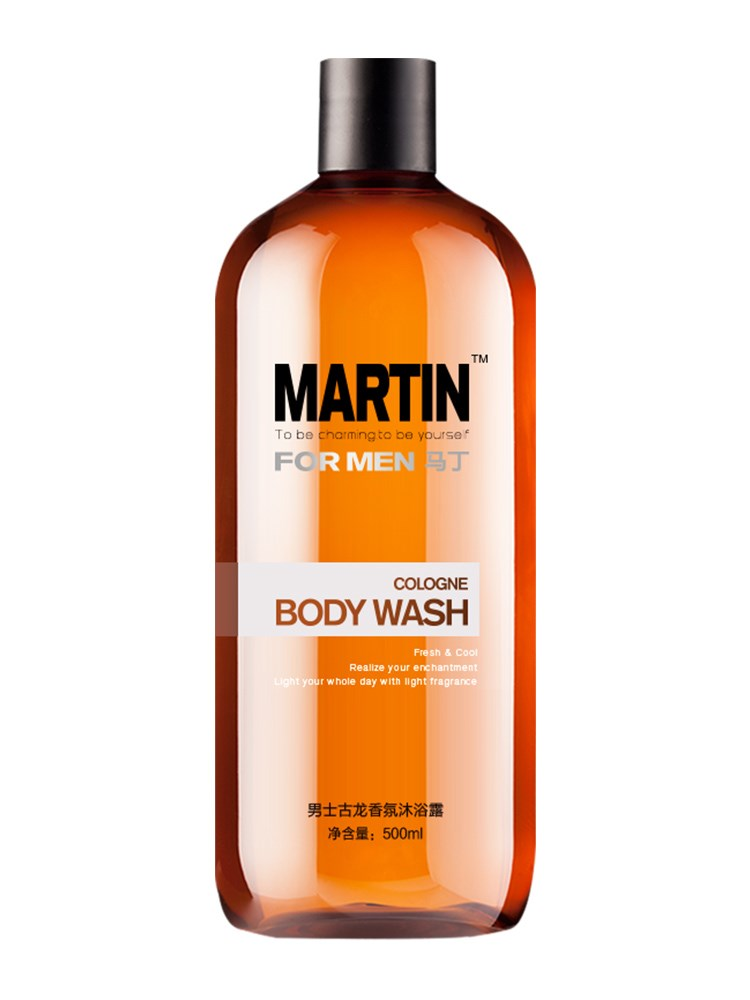 马丁男士洗发水控油去屑500ml