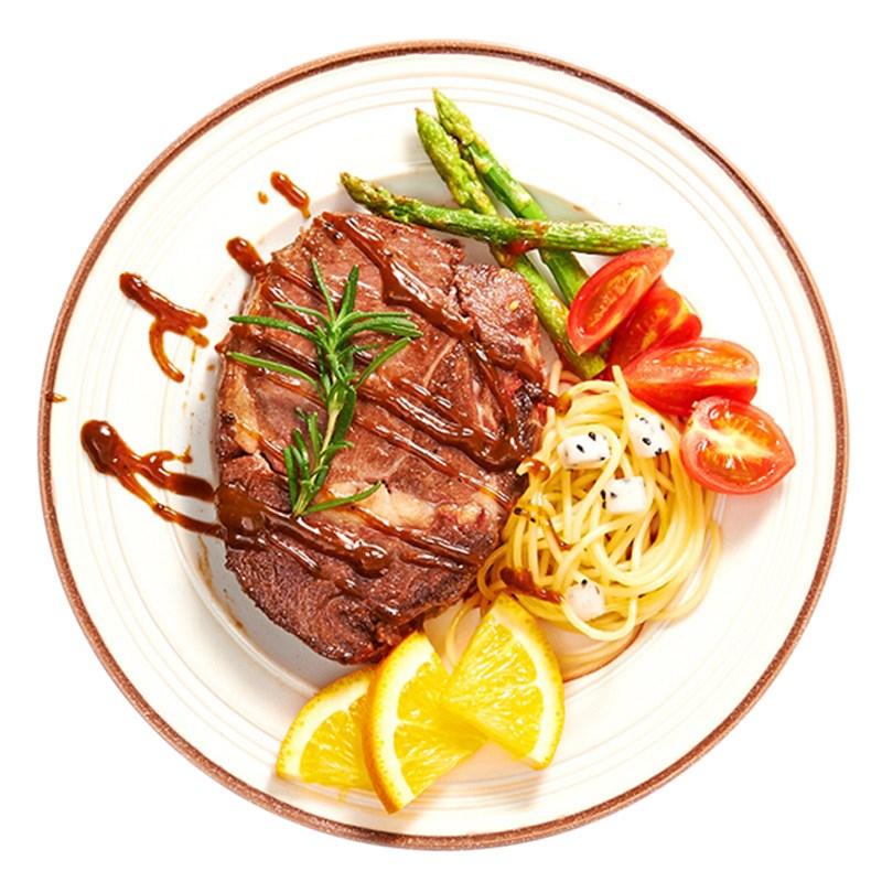 赤豪澳洲家庭牛排10片【送刀叉】
