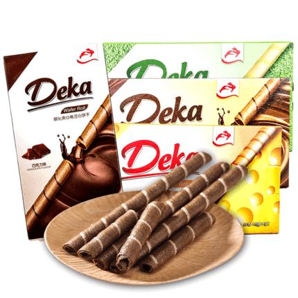 洽洽Deka巧克力棒45g*5盒