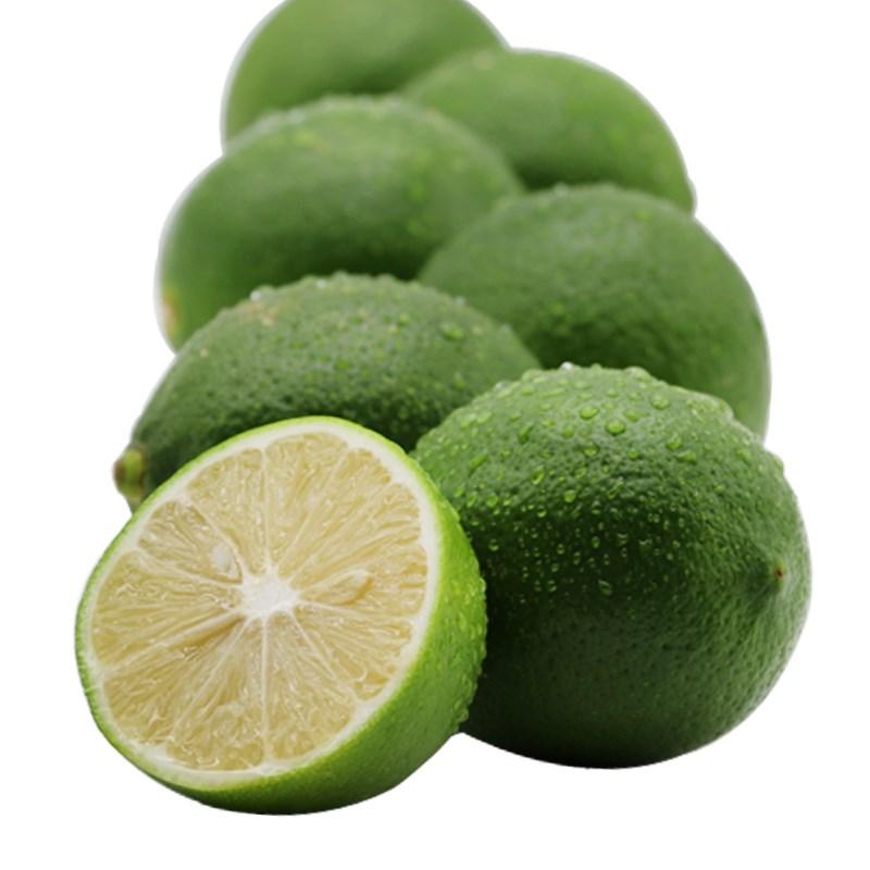 金骐青柠檬一级果 3斤 *2件