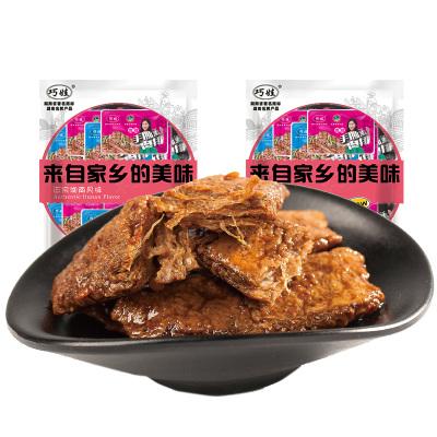 巧娃 手撕素肉素肉卷40包