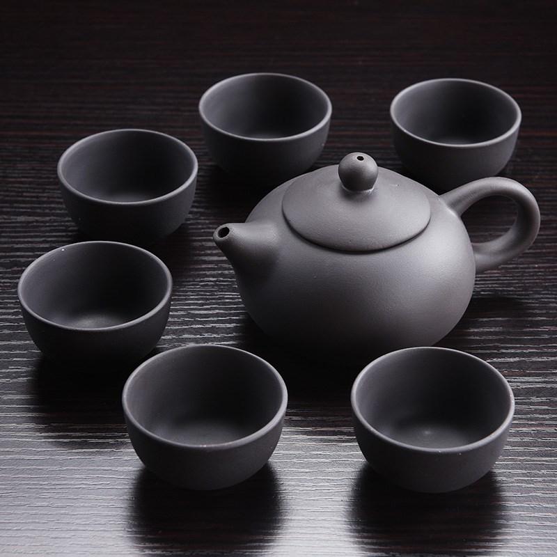 辉跃功夫茶具套装一壶6杯