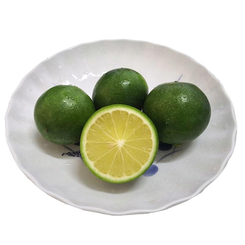 海南新鲜青柠檬5斤
