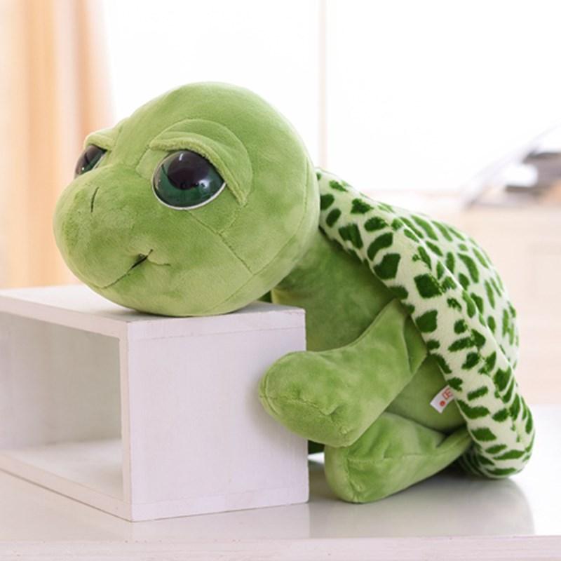 毛绒玩具大眼海龟