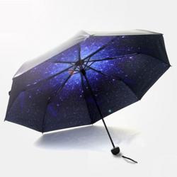 莱朗 创意星空伞 晴雨两用