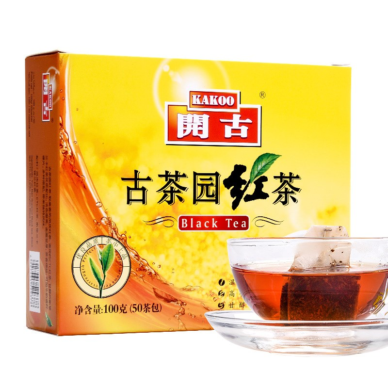 开古斯里兰卡红茶50包